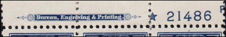 Imprint BEP-15: .. Bureau. Engraving & Printing * …