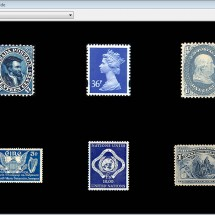 Stamp Database Software