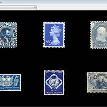 Stamp Database Software