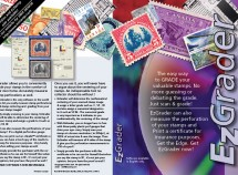 Stamp Grading Software
