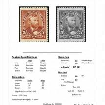 Stamp Grading Software