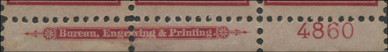 Imprint BEP-8: .. Bureau. Engraving & Printing …